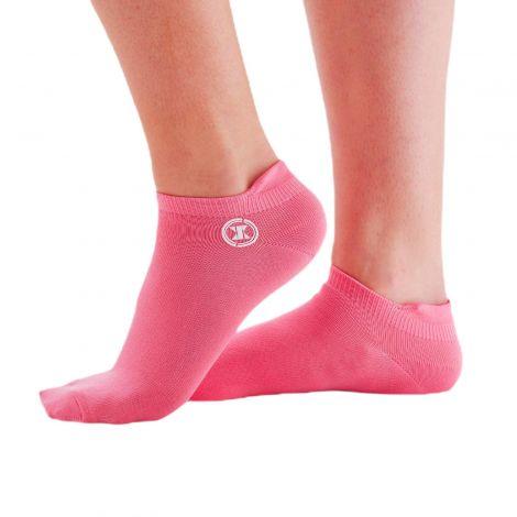 chaussettes confort rose foncé