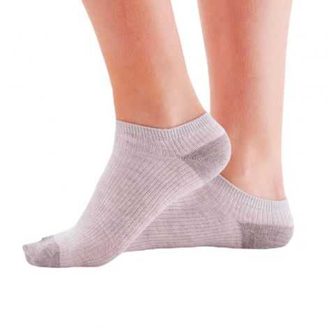 chaussettes courtes lurex