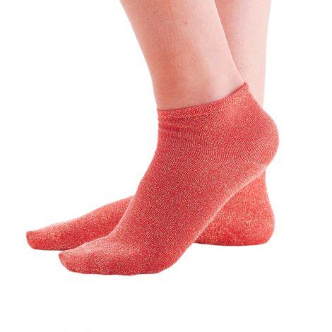 chaussettes pois face