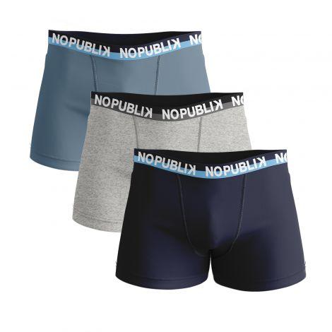 Lot de 3 boxers enfant Belt