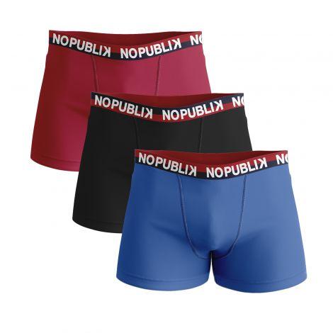 Lot de 3 boxers enfant Belt #3