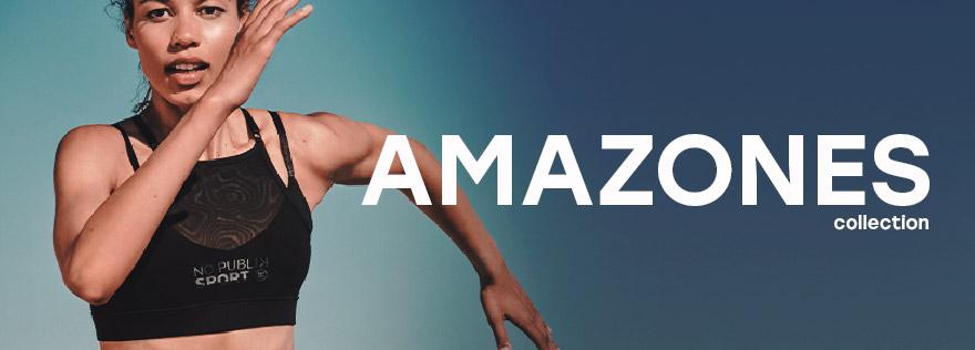 Image collection sport Amazones